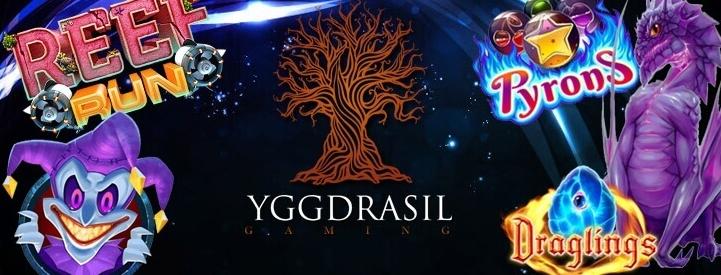 Freespins, Casino bonus, Yggdrasil