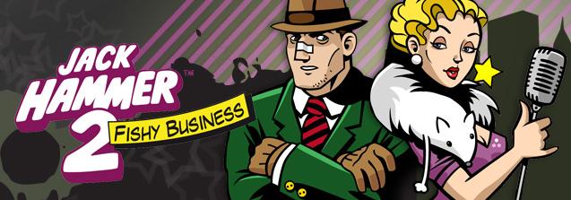 Freespins, Jack Hammer 2, Casino, slot, videoslot, netent
